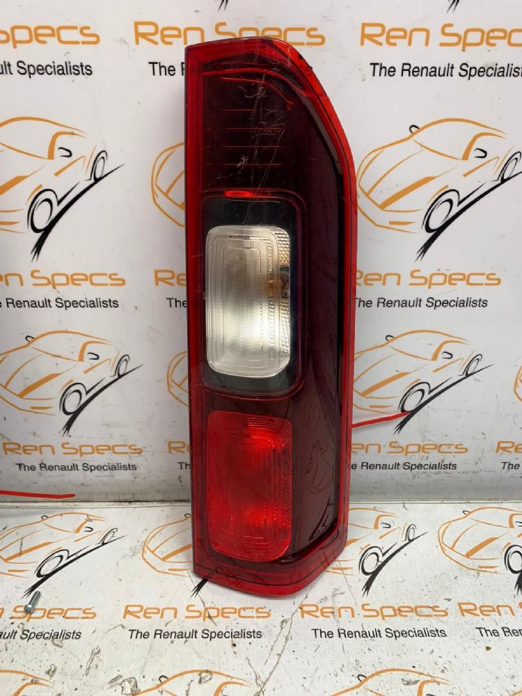 Renault Trafic Mk3 2014-2020 REAR/TAIL LIGHT (DRIVER SIDE) 26554656R [BP]